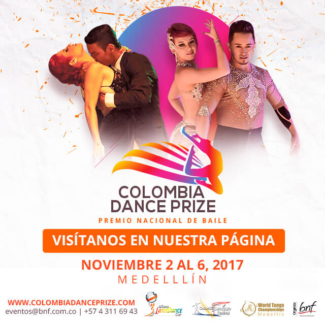Colombia dance prize